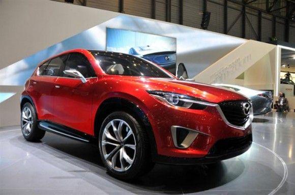 Mazda CX 5 estetica