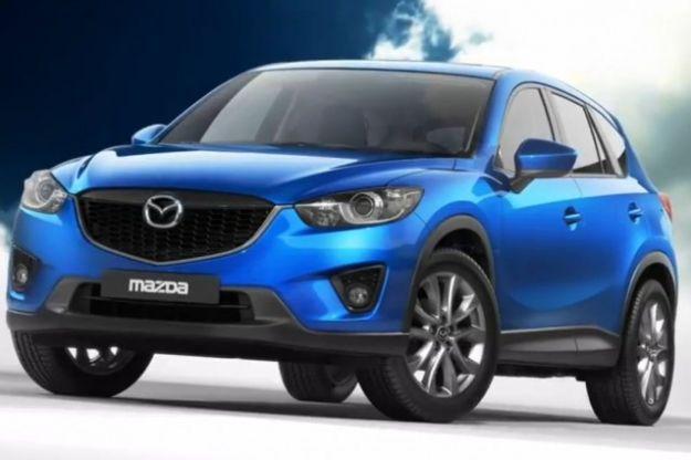 Mazda CX 5 giudizio