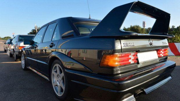 Mercedes 190E 2.5 16 Evolution II