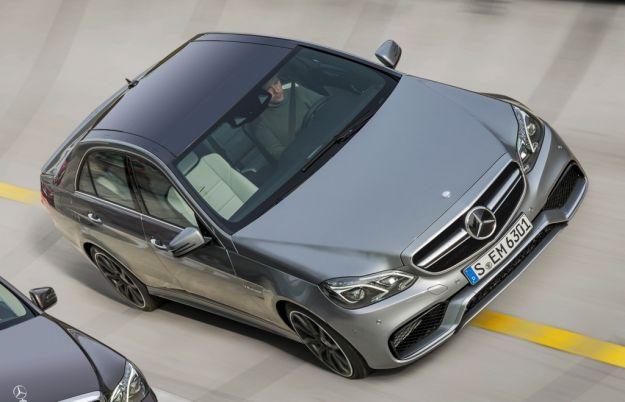 Mercedes Benz E63 AMG 2014