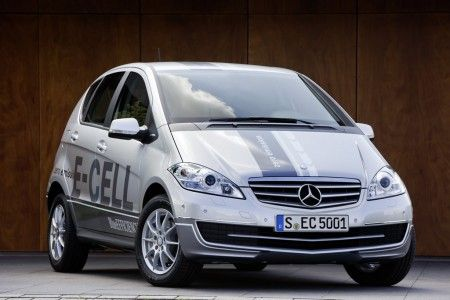 Mercedes Classe A E Cell (4)