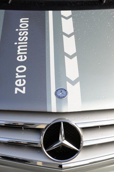 Mercedes Classe B H2Roma 2010 2