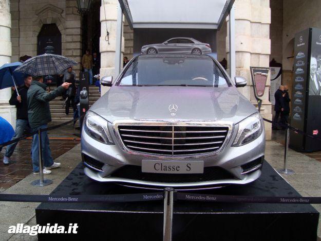 Mercedes Classe S 2014 Vista da davanti