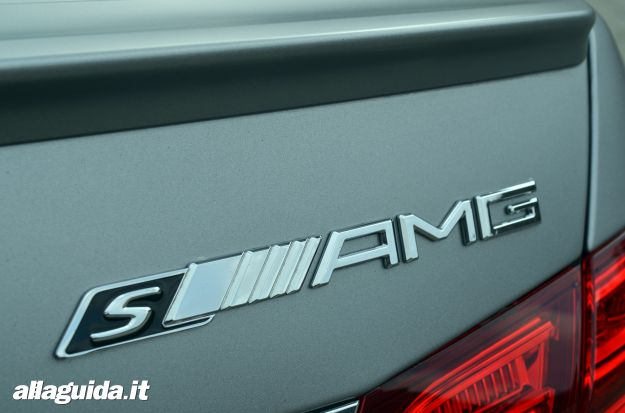Mercedes E63 AMG test drive
