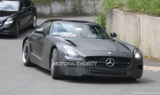 Mercedes SLC Amg 2014, frontale