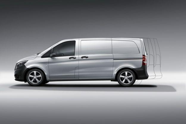 Mercedes Vito 2014 dimensioni