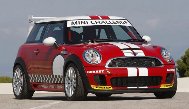 Mini John Cooper Works WRC Rally