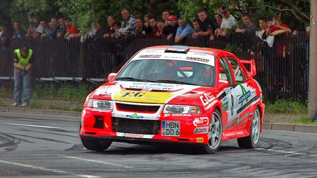 Mitsubishi Lancer Evo 6 WRC