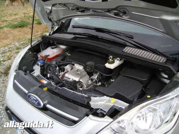 Motore 1.0 EcoBoost 125 CV