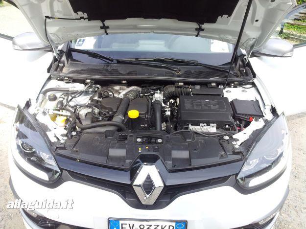 Motore Renault Megane coupe, diesel dci 1.5