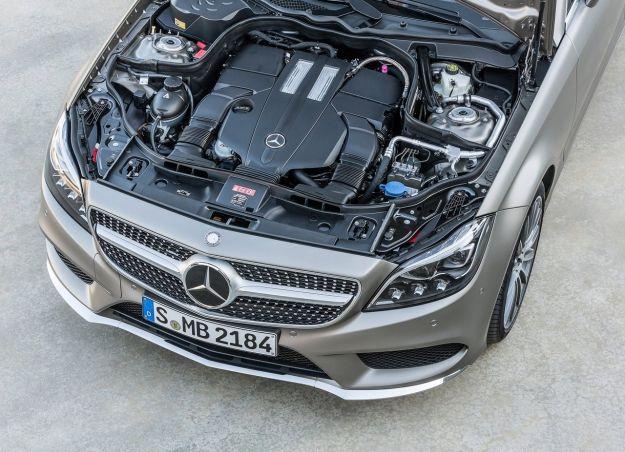 Motori Mercedes CLS Shooting Brake
