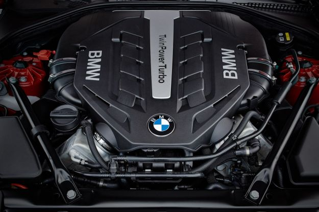 Motori della Bmw Serie 6 Coupe