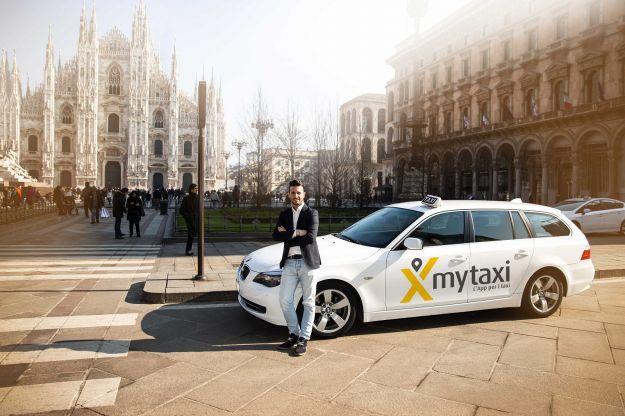 MyTaxi a Milano