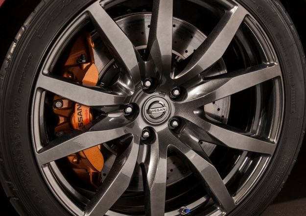 Nissan GT R cerchi in lega