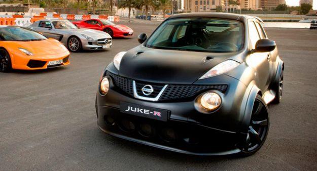 Nissan Juke R 0