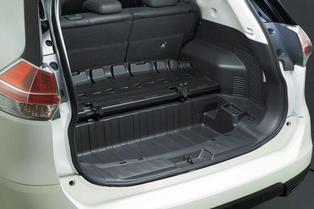 Nissan X Trail Hybrid 2015 pacco batterie