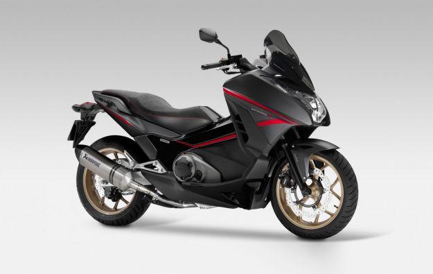 Novità al Motor Bike Expo 2015 Honda Integra 750s Sport