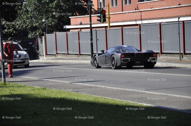 Nuova Ferrari Enzo 2013, foto spia Ferrari F70 (4)
