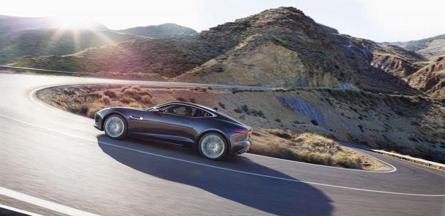 Nuova Jaguar F Type MY 2016