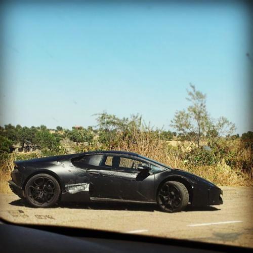 Nuova Lamborghini Gallardo, si chiamerà Cabrera