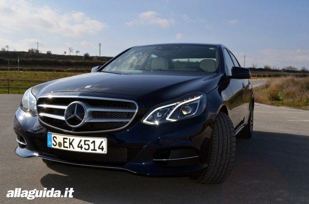 Nuova Mercedes Classe E 2013, estetica e design