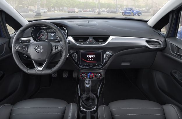 Nuova Opel Corsa OPC (6)