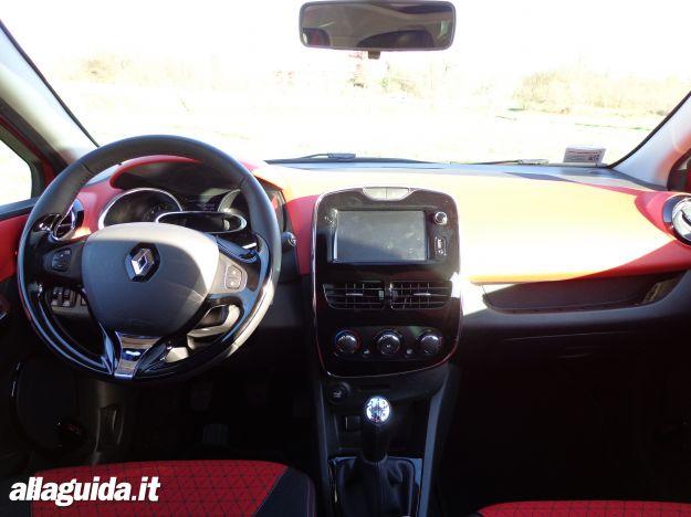 Nuova Renault 2013, plancia