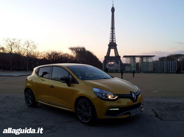 Nuova Renault Clio 2013, dimensioni e consumi