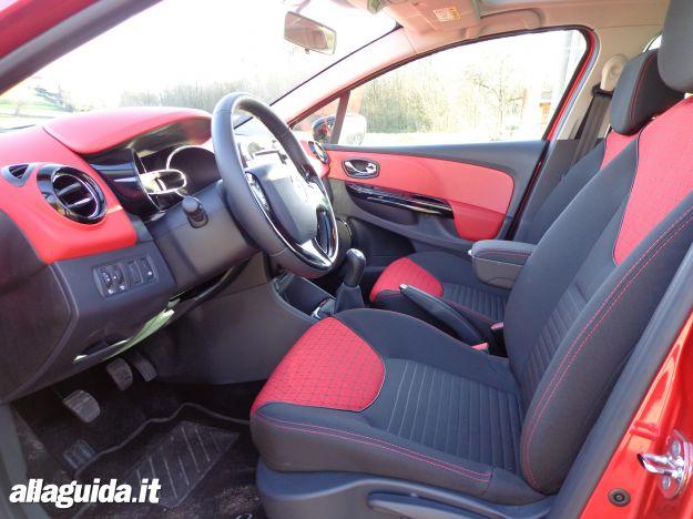 Nuova Renault Clio 2013, interni