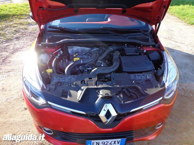 Nuova renault clio 2013, motore