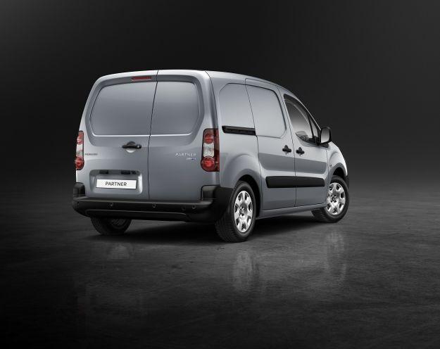 Nuovo Peugeot Partner 3