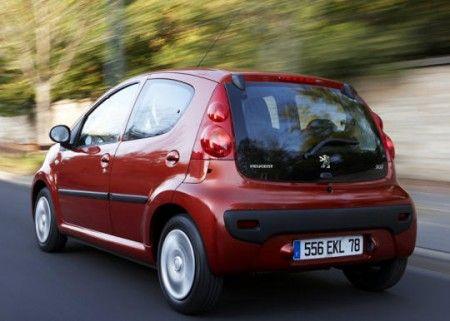 Offerte auto Peugeot 107 retro