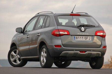 Offerte auto renault koleos retro