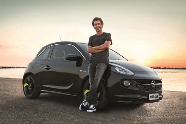 Opel Adam Valentino Rossi