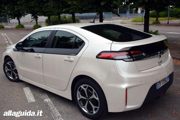 Opel Ampera, listino prezzi