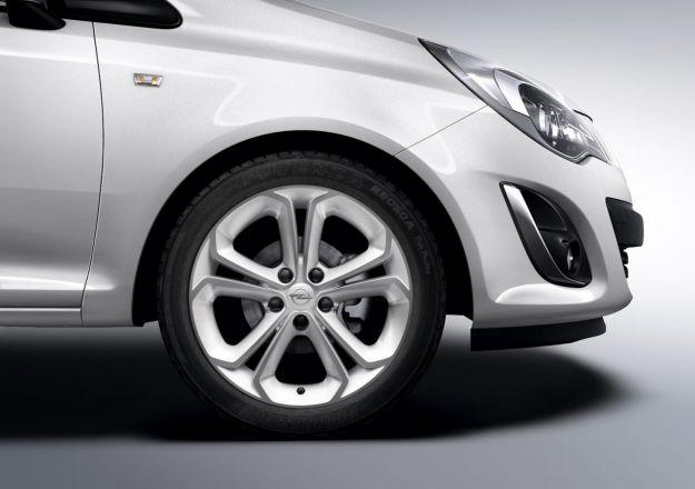 Opel Corsa ecoFLEX Turbo cerchio