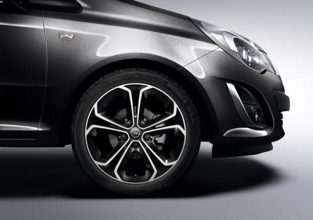 Opel Corsa ecoFLEX Turbo ruota