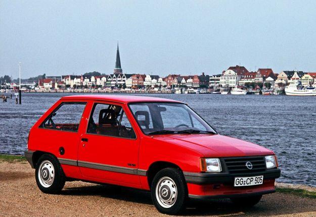 Opel Corsa prima serie