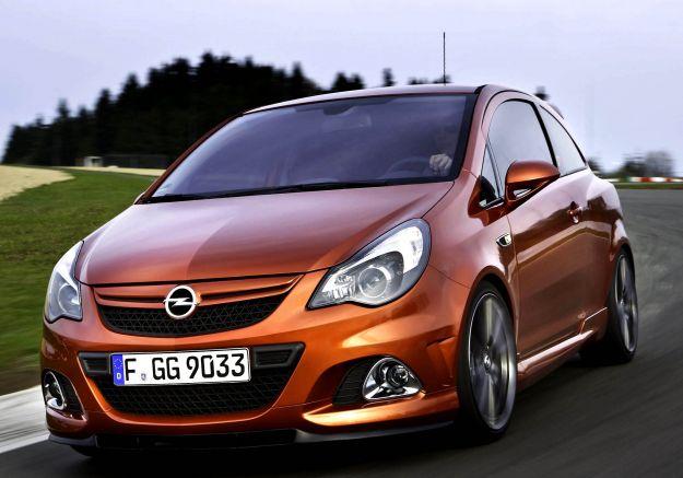 Opel Corsa quarta serie opc nurburgring edition