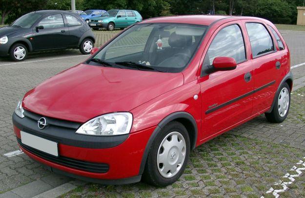 Opel Corsa terza serie