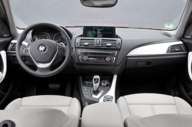 BMW Serie 1 2012 Urban