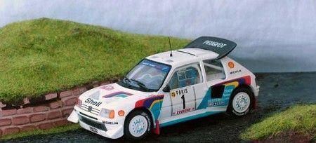 Peugeot 205 T16 E2 1986
