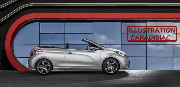 Peugeot 208 CC