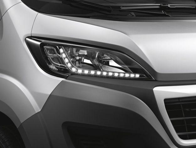 Peugeot Boxer 2014 LED