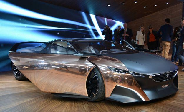 Peugeot Onyx Parigi 1