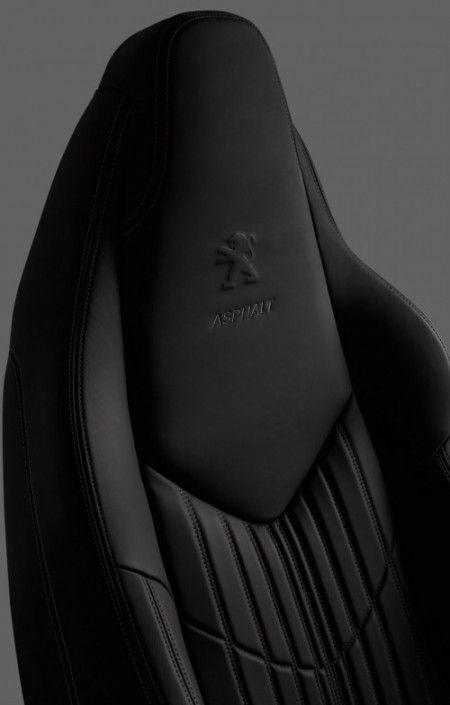 Peugeot RCZ Asphalt Edition