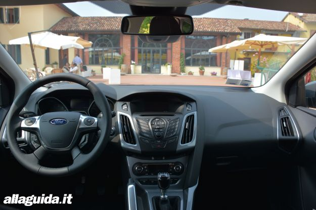 Plancia Ford Focus
