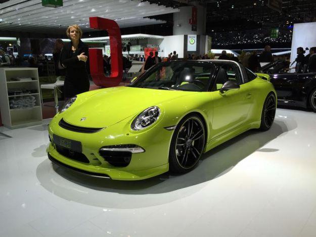 Porsche 911 Targa 4S TechArt