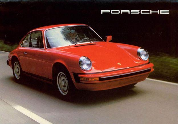 Porsche 911 anni '70