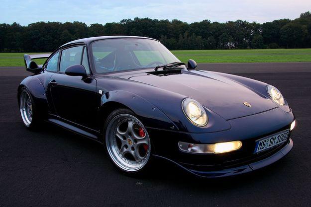 Porsche 911 (993) GT2, 1995